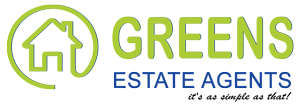 Greens Estate Agents Logo
