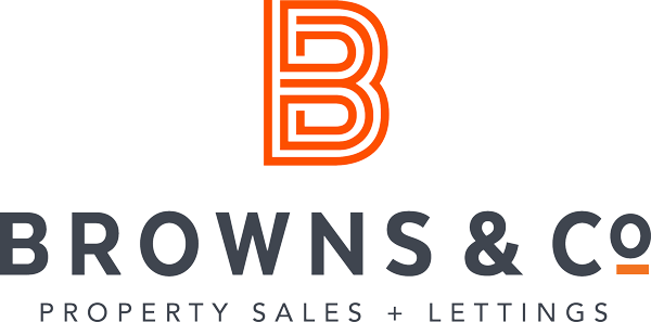 Browns and Co. Property Logo