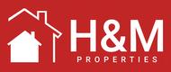 H&M Properties, Cardiff Logo