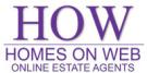 Homes on Web Ltd - Milton Keynes Logo
