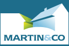 Martin & Co : Cardiff Logo