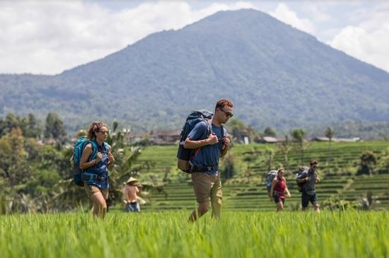 Test sac à dos de trekking Forclaz // Homme & Femme (Haute Savoie)