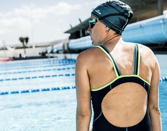 Test de maillot de natation FEMME, au water sports center