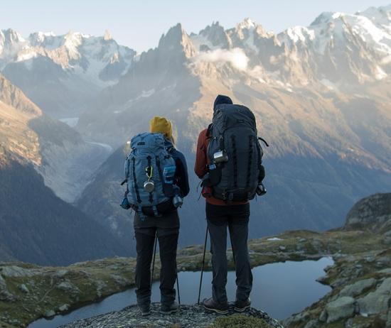 Test durabilité trekking montagne Forclaz en Corse (GR20) // Hommes & Femmes