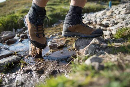 Test longue durée chaussure trekking // Homme & Femme