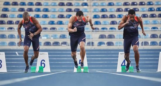 Test pointes d'athlétisme / SPRINT ! du 60M au 400 M !