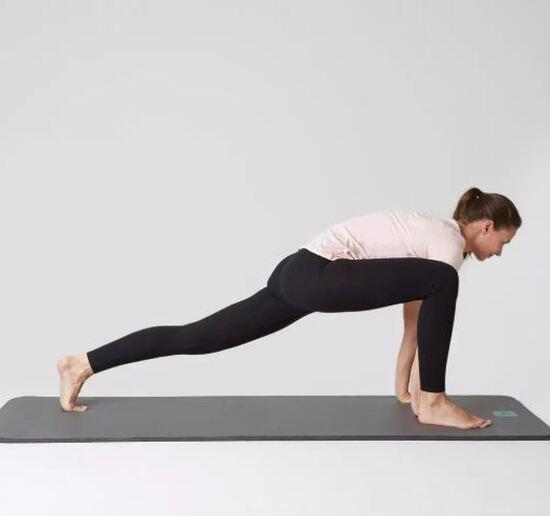 Test LEGGING FEMME - Pilates