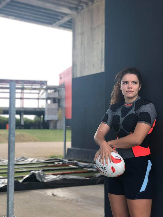 Discutons sur l'épaulière de rugby idéale