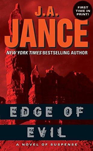 J.A. Jance Edge of Evil