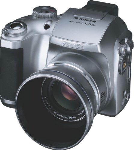 Fuji Finepix S3500 Zoom