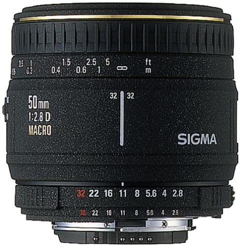 Sigma 50mm EX F2.8 Macro