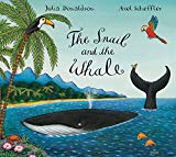 Julia Donaldson,Axel Scheffler, The Snail and the Whale