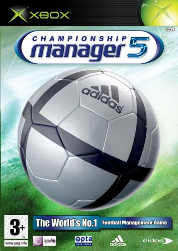 Championship Manager 5 (Xbox)