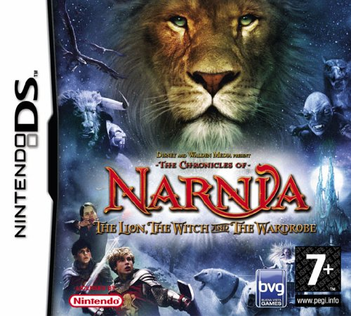 The Chronicles of Narnia - The Lion The Witch & The Wardrobe (DS)