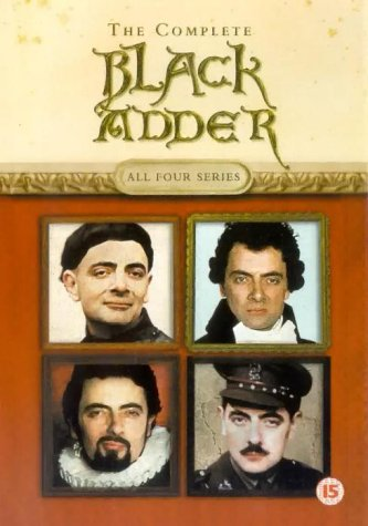 Blackadder - The Complete Box Set