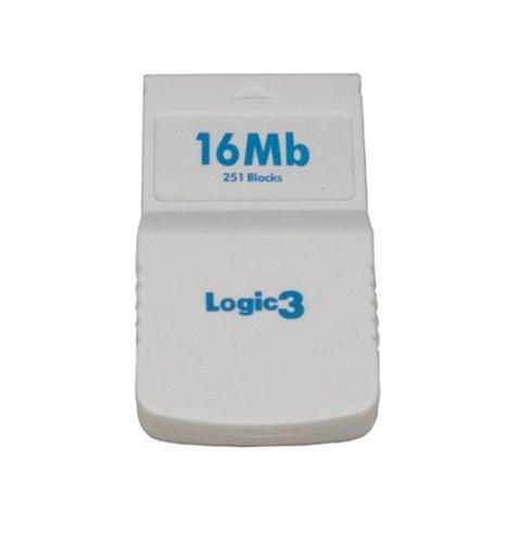 16 MB Gamecube Memory Card