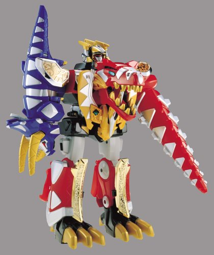 Power Rangers Dino Thunder Deluxe Thundersaurus Megazord Reviews Action Figures Review Centre
