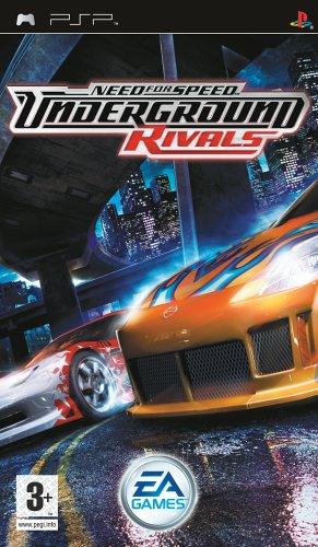 Need For Speed Underground (PSP)