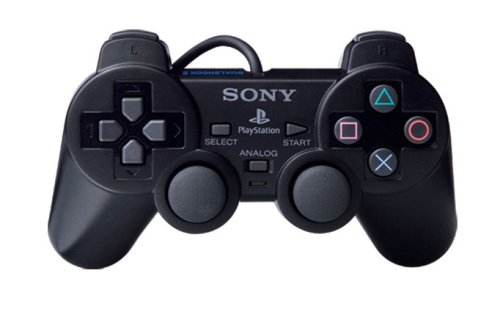 Official PS2 DualShock 2 Controller