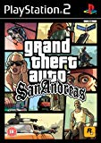 Grand Theft Auto GTA  San Andreas (PS2)