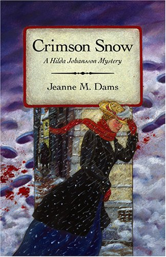 Jeanne M. Dams Crimson Snow