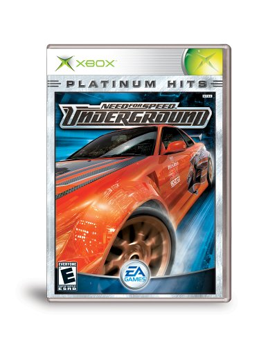 Need for Speed Underground (XBox)