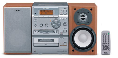 Sony CMT-CP500MD