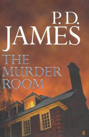 P.D. James, The Murder Room