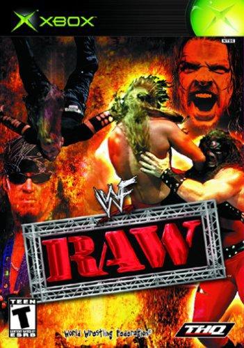WWE Raw (XBox)