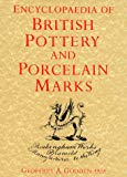Geoffrey A. Godden, Encyclopaedia of British Pottery and Porcelain Marks