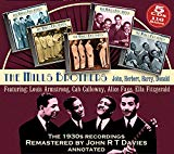Mills Brothers, The 1930's Recordings in Chronological Order