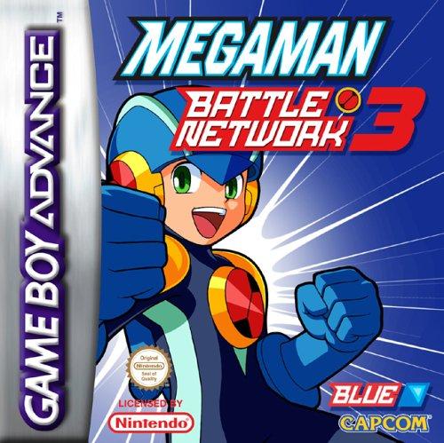 Megaman Battle Network 3 Blue