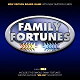 Family Fortunes Board Game