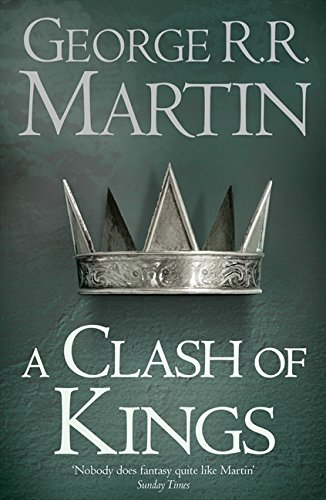 George RR Martin - A Clash of Kings