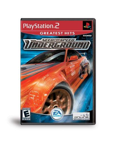 Need For Speed Underground (PS2)