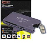 Typhoon Cardreader 6 In 1 USB 1.1