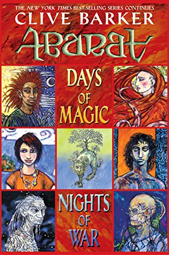 Clive Barker, Abarat: Days of Magic, Nights of War