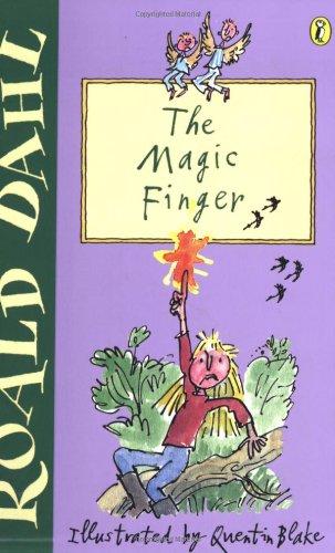 Roald Dahl, Quentin Blake, The Magic Finger