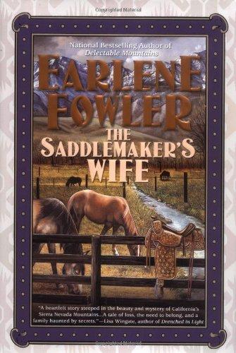 Earlene Fowler, The Saddlemaker's Wife