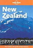 Lonely Planet New Zealand by Tony Wheeler