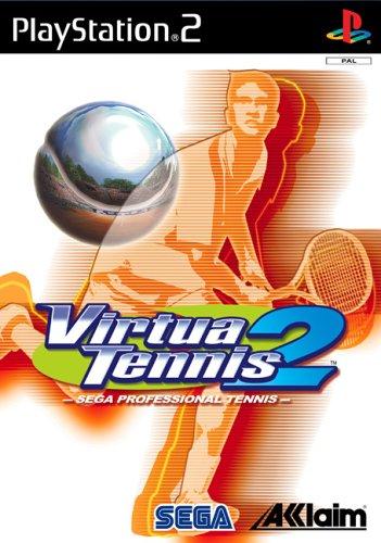 Virtua Tennis 2 (PS2)