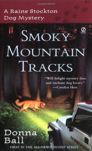 Donna Ball Smoky Mountain Tracks