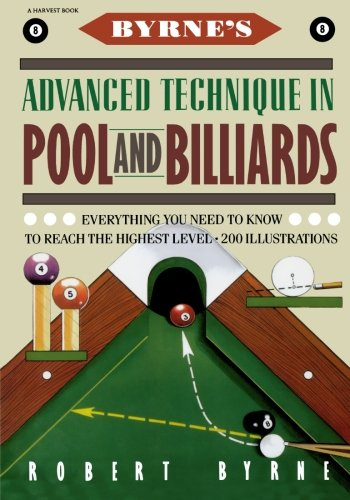Robert Byrne, Byrne's Advanced Technique in Pool and Billiards