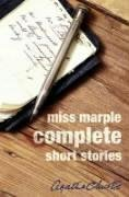 Agatha Christie, Miss Marple: The Complete Short Stories