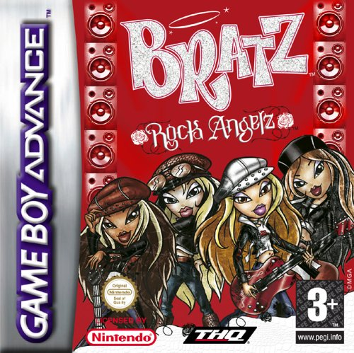 Bratz: Rock Angels (GameBoy Advance)