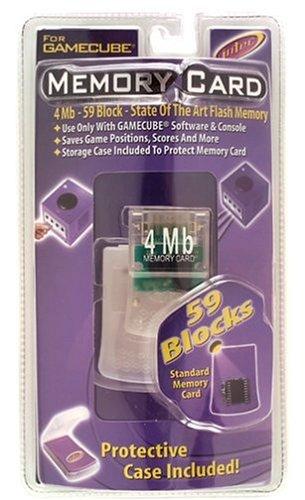 Memory Card 4Mb