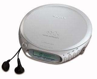 Sony D-EJ360