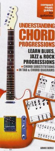 Arnie Berle, Understanding Chord Progressions for Guitar