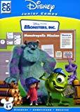 Disney Junior Games Monsters, Inc: Monstropolis Mission