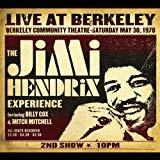 Jimi Hendrix, Jimi Plays Berkeley